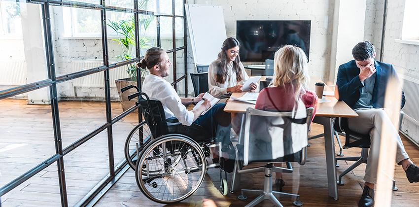 Servicios de un centro especial de empleo: outsourcing administrativo