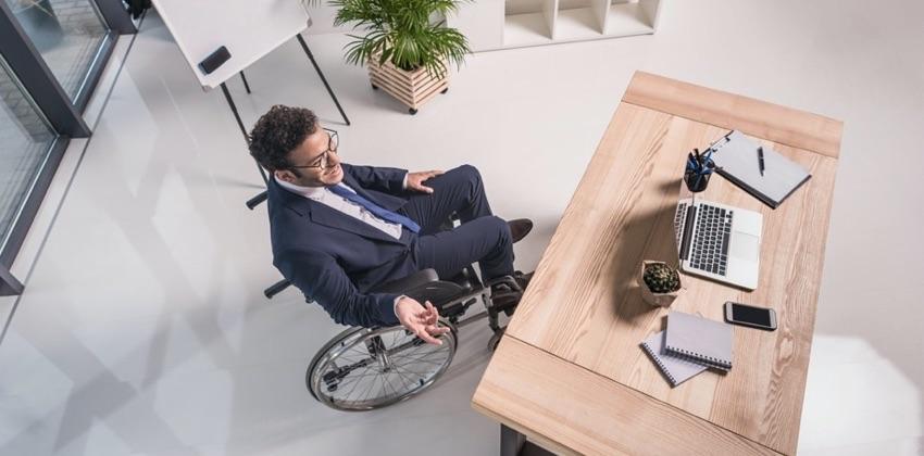 Medidas alternativas para cumplir con la ley general de discapacitados